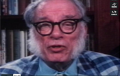 Dr. Isaac Asimov, popular science fiction author and past AHA president, narrates this film which attempts to dispel common myths and misconceptions about the philosophy of Humanism. Humanist perspectives are...